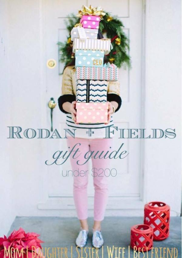 Rodan+Fields Gift Guide