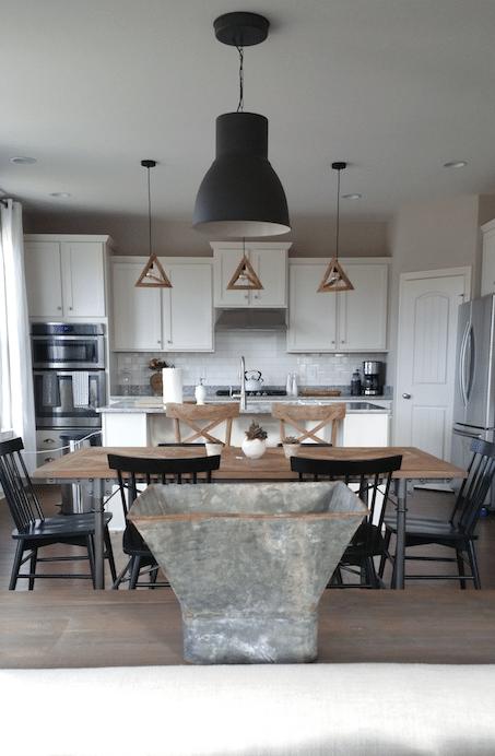 Tract Home Upgrade-Lighting
