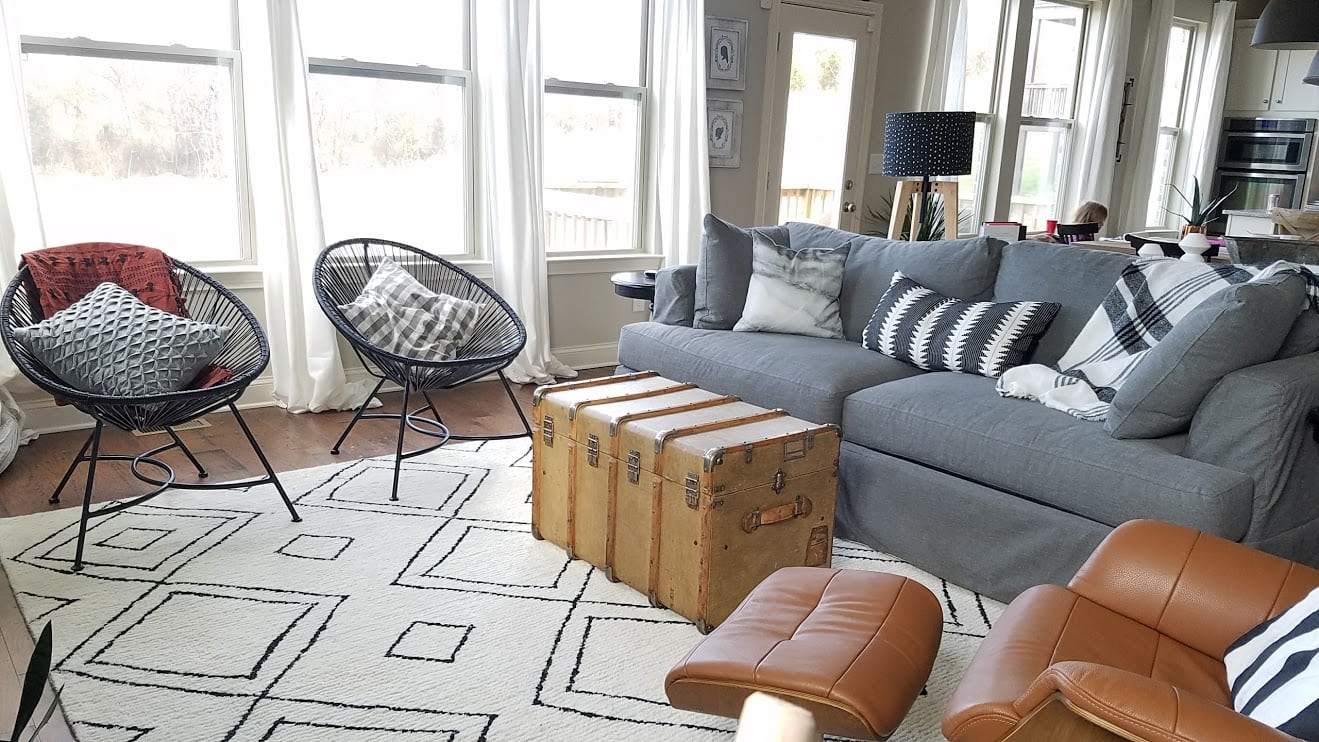 Living Room Flip