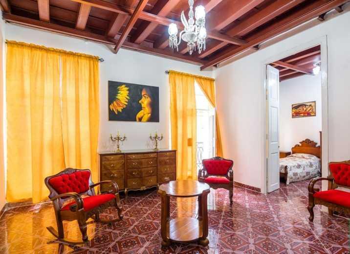 old Havana Airbnb