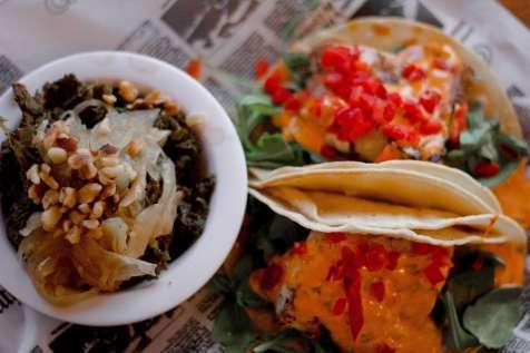 Market Fish Tacos