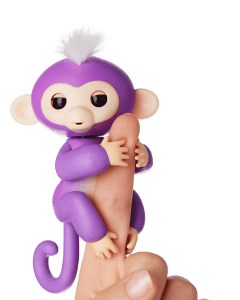 Fingerlings: Two-Toned Edition