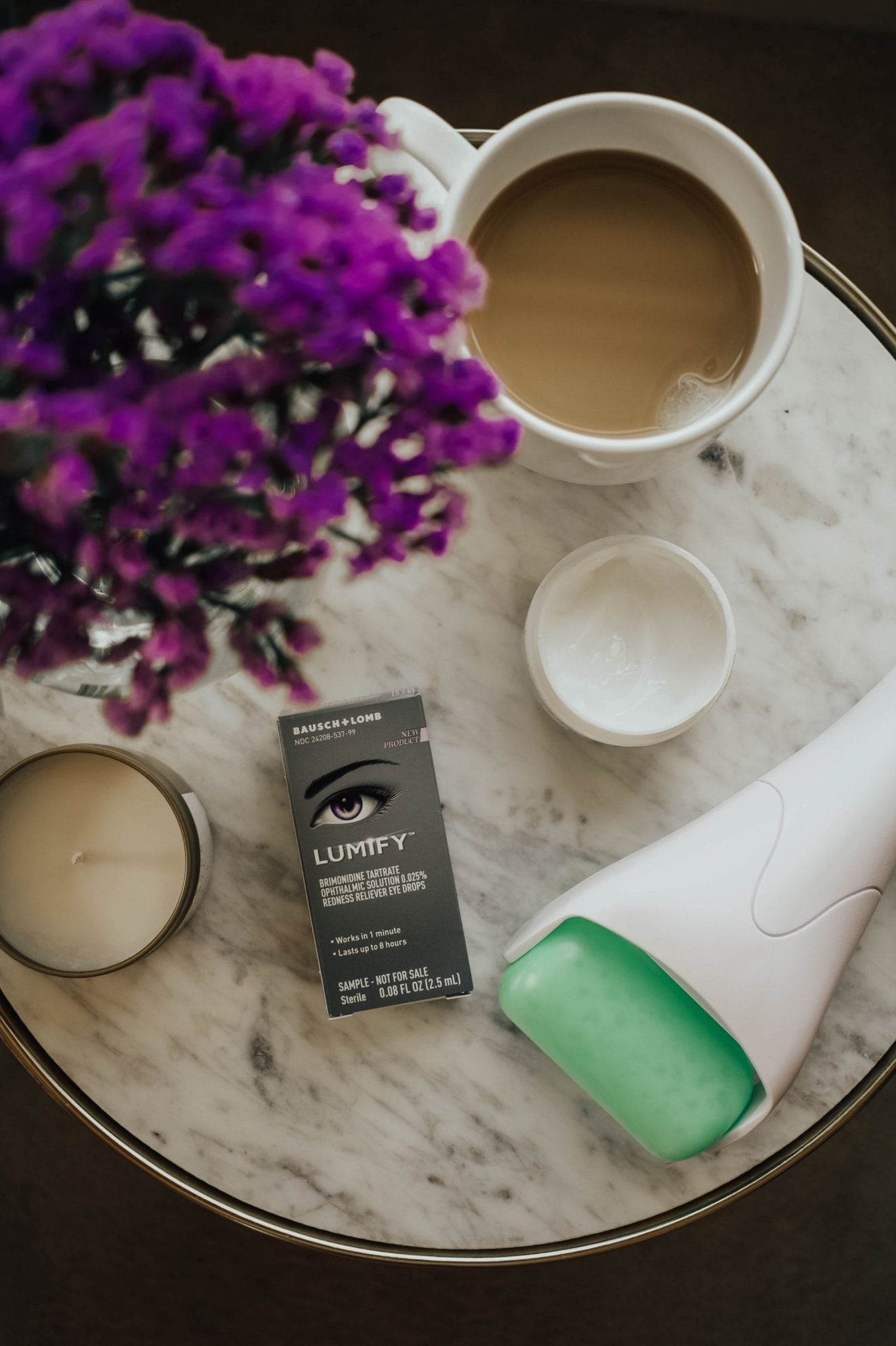 10 Minute Morning Routine with LUMIFY™ Eye Drops - Redness Reliever featured by popular Tennessee style blogger Modern Day Moguls