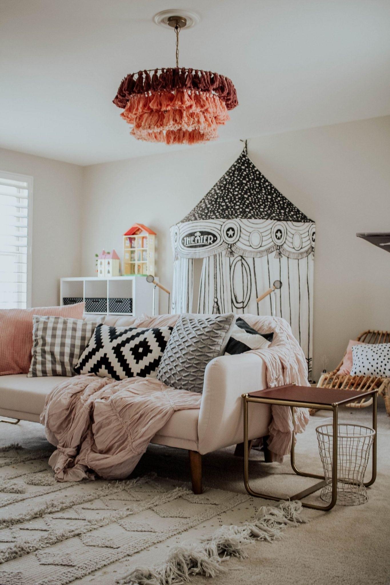Ideas for Your Playroom Decor