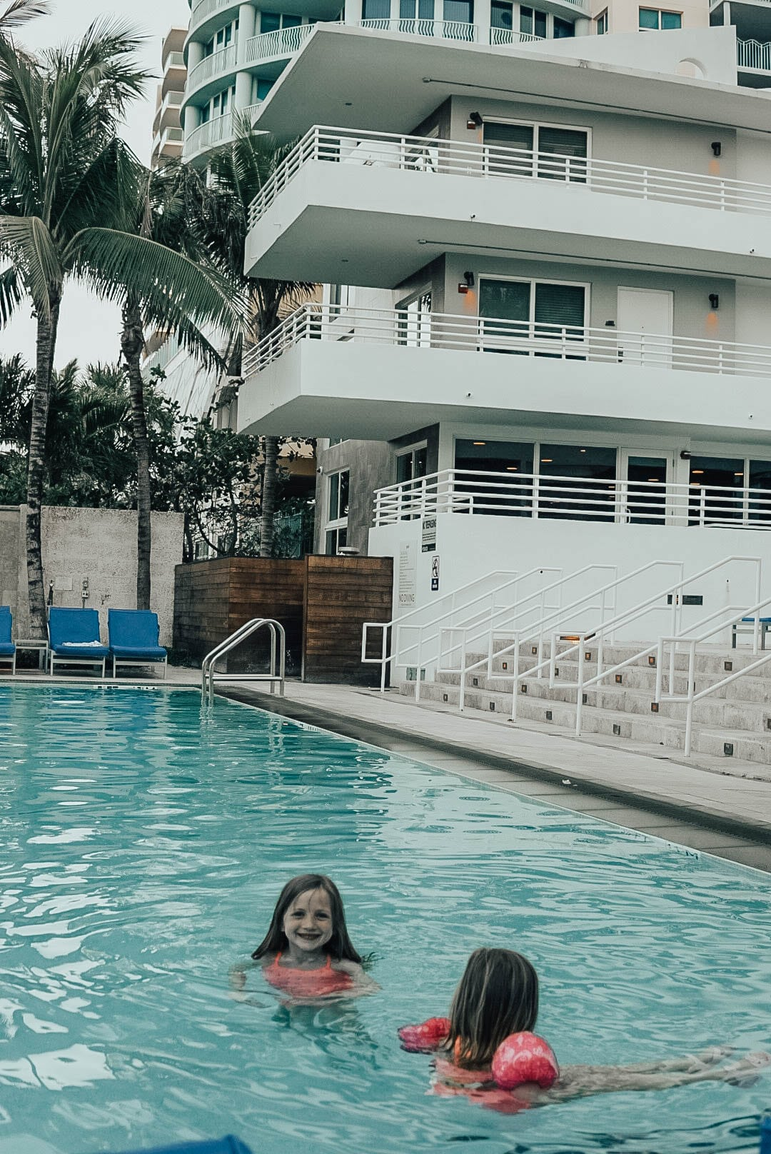 Family Friendly South Beach Hotel featured by popular Florida travel blogger, Modern Day Moguls
