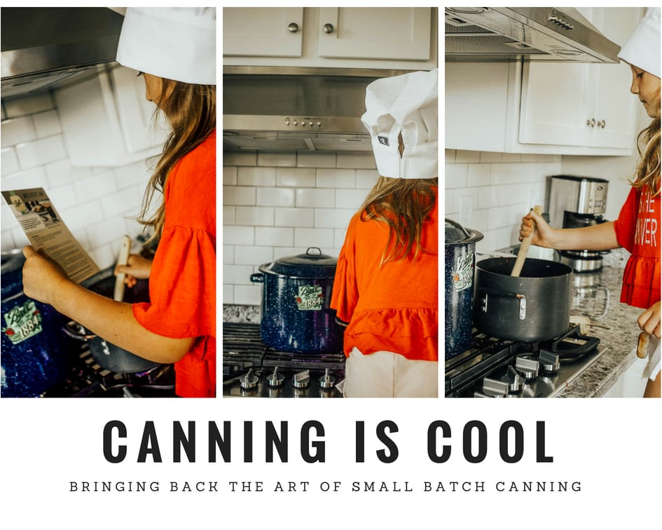 Ball Jar is Making Canning Cool Again featured by popular Tennessee lifestyle blogger Modern Day Moguls