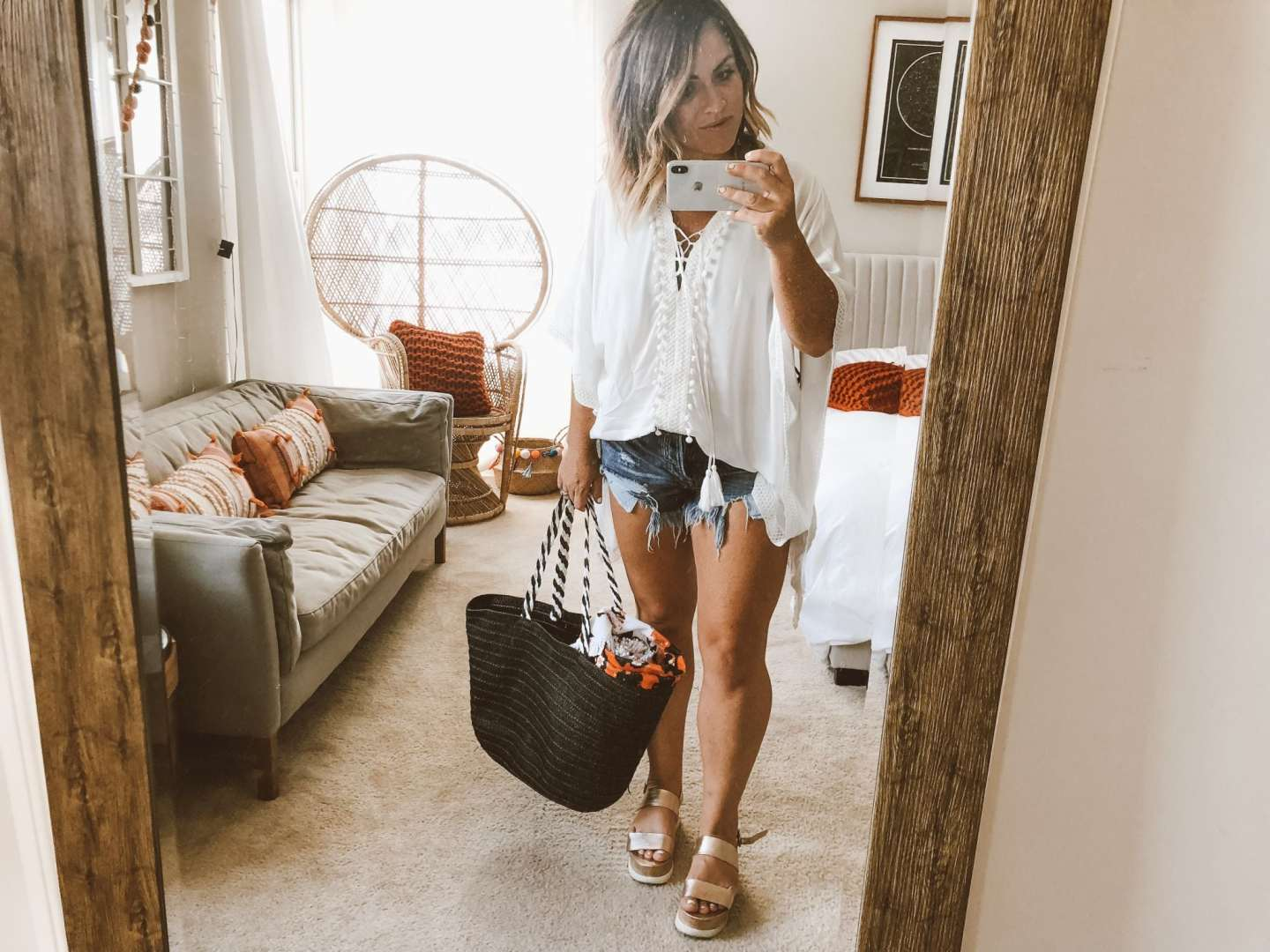 Summer 2018 Box of Style by Rachel Zoe Review featured by popular Tennessee style blogger Modern Day Moguls
