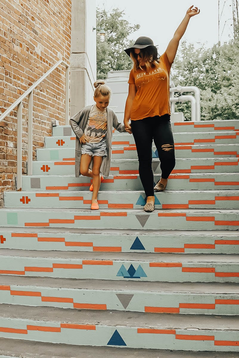 Mommy & Me Fashion: Rothy's Flats featured by popular Tennessee style blogger Modern Day Moguls