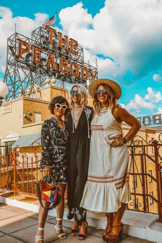 Memphis Girls Trip Weekend Getaway Guide featured by top Nashville travel blog Modern Day Moguls