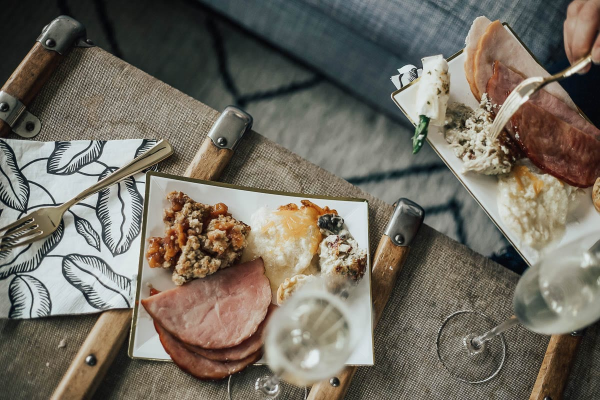 Harry & David | Quick and Easy Fall Brunch Menu Your Girlfriends will Love featured by top Nashville lifestyle blog Modern Day Moguls