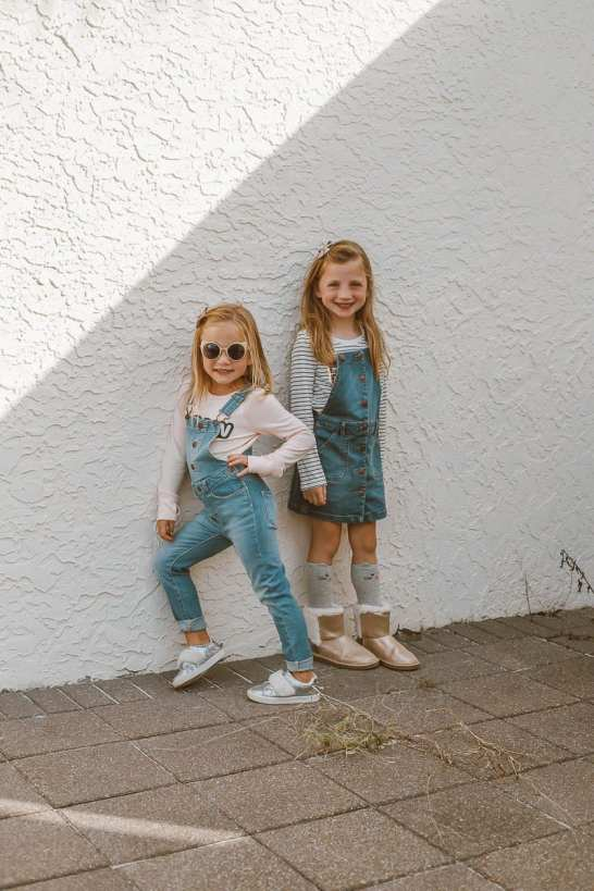 OshKosh   Kids Denim Overalls: A Fall Must Have featured by top Nashville life and style blog Modern Day Moguls