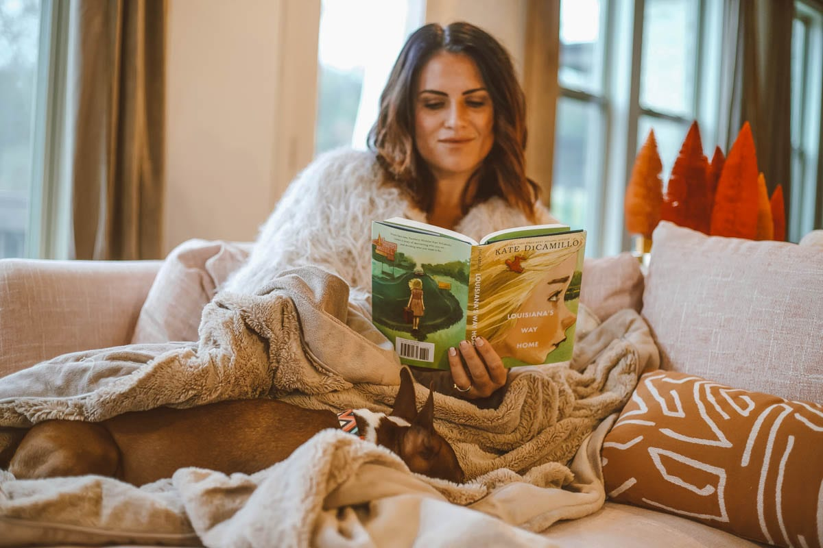 Reading | Pure Synergy® Rapid Rescue® | SMASHCRISPY Treats | The Ultimate TLC Package for Moms during the Flu Season featured by top Nashville life and style blog Modern Day Moguls