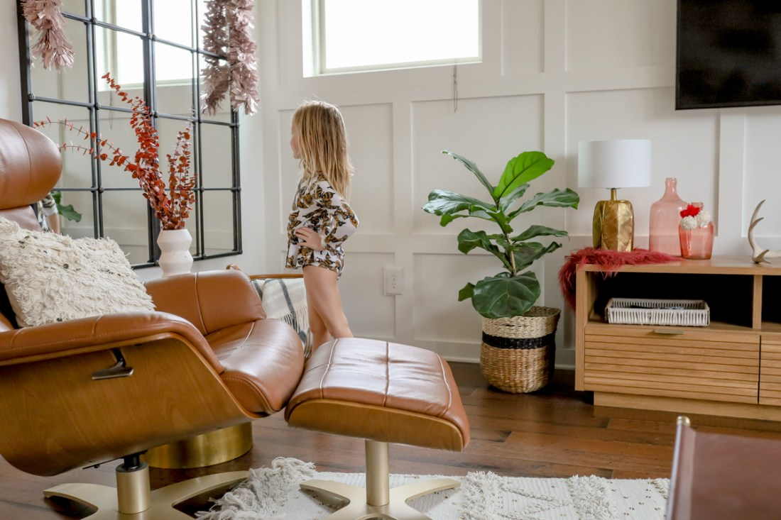 Joybird   Our New Pink Sectional, the Statement Piece of our Living Room Redo featured by top Nashville life and style blogger Modern Day Moguls