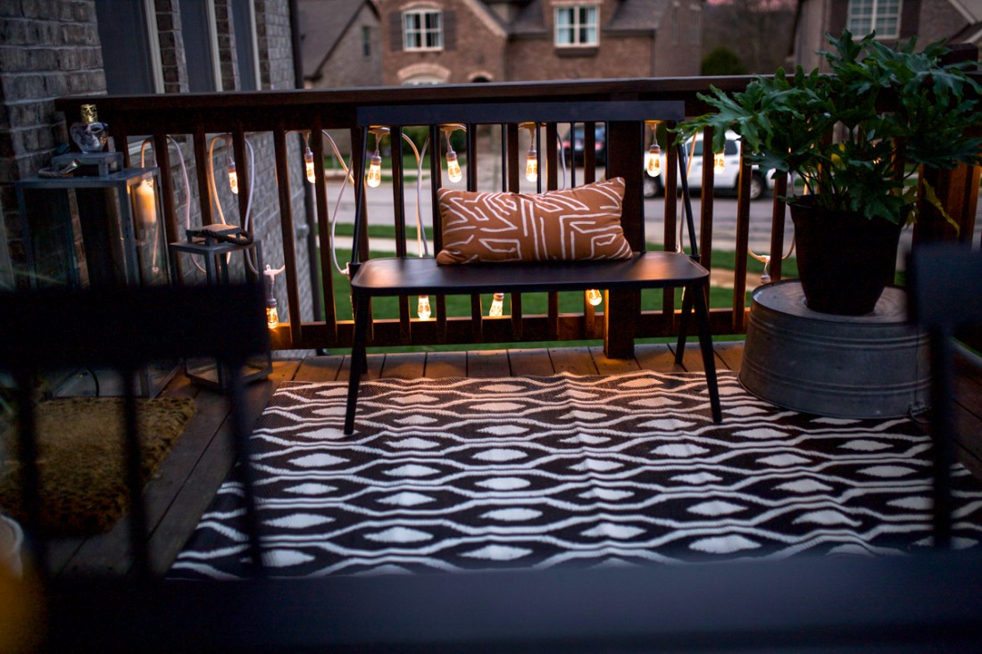 Patio Decor Ideas featured by top US life and style blog Modern Day Moguls