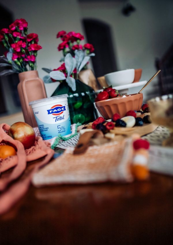 New Year New You: FAGE Total Plain Keeps Me on Track