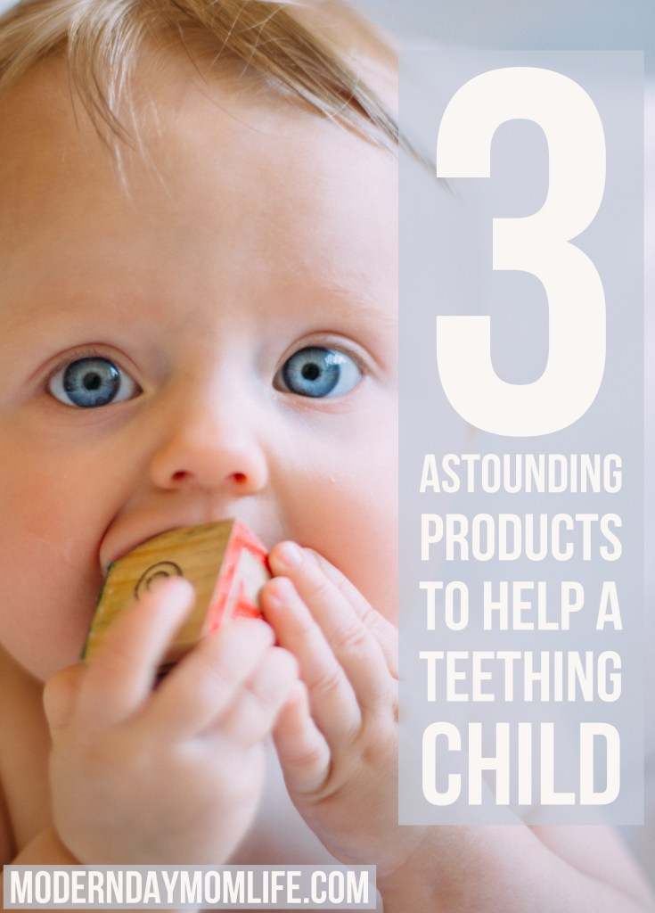 3 Astounding Products To Help A Teething Child