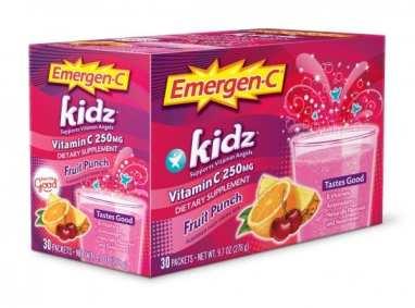 1. Emergen-C Kidz - Under $10