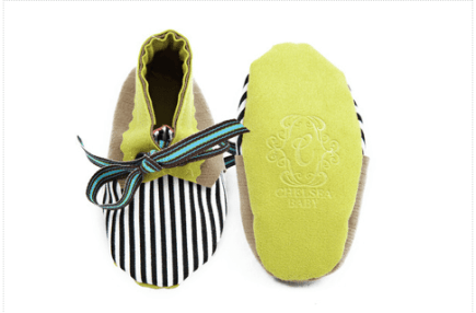 5. Chelsea Baby Shoes