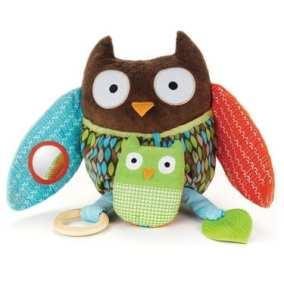 18. SkipHop Hug & Hide Owl