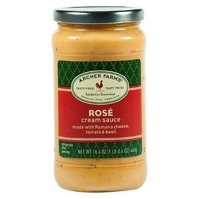 how to make rose sauce cream