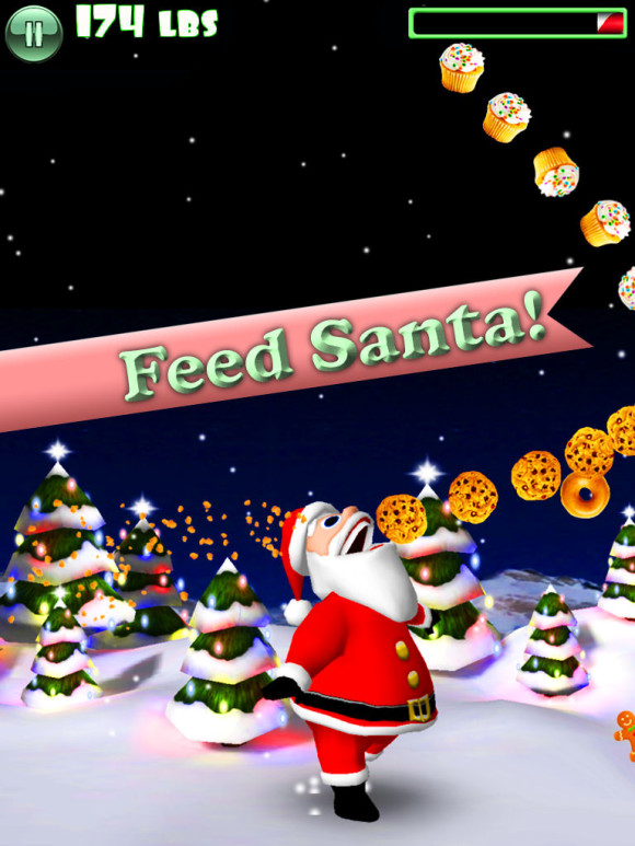 Hungry Santa FeedSanta_768x1024