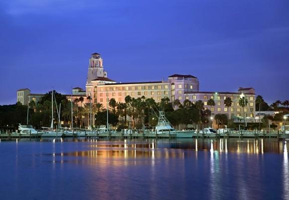 Hotel and Marina