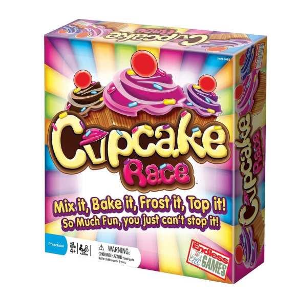cupcakerace