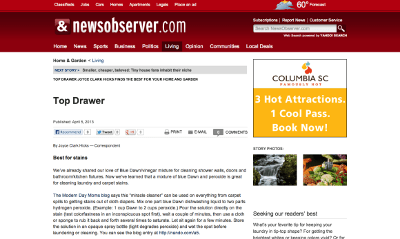 Top Drawer | Home & Garden | NewsObserver.com