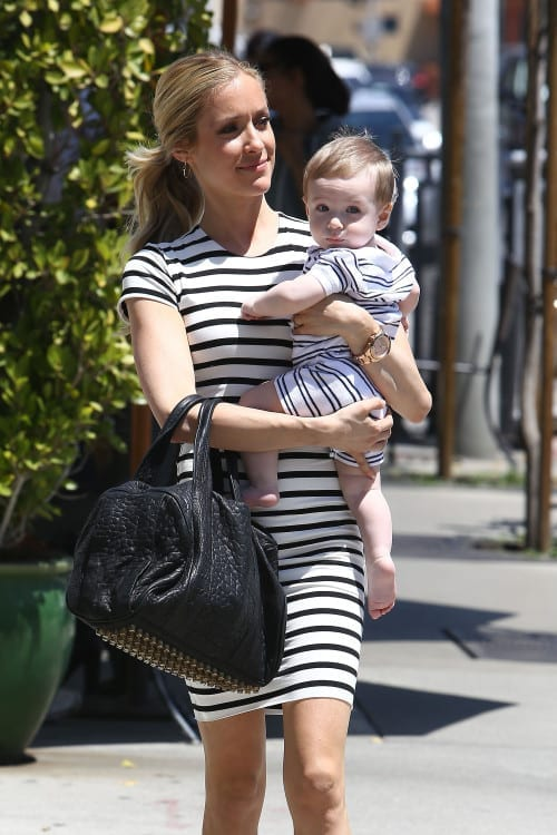 Kristin Cavallari has lunch with her Urth Cafe Cutie - Part 2