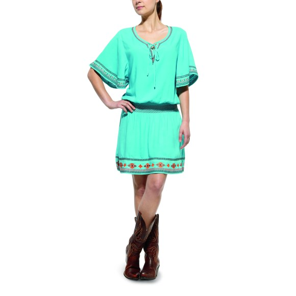 Ariat, Flyaway Dress, $59.95