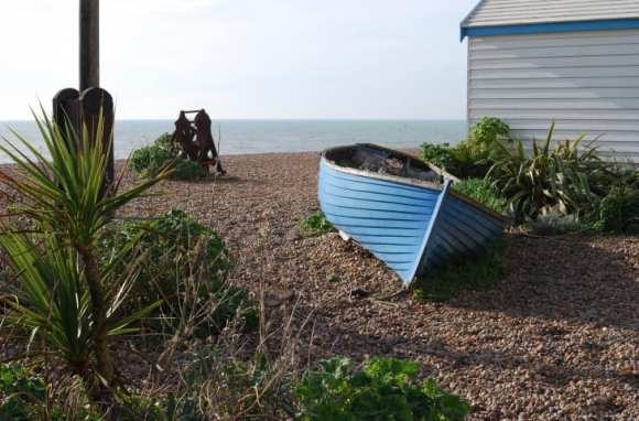 Brighton Beach. Sussex. England