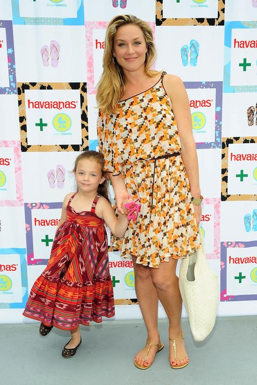 Havaianas + Baby Bugy along with host Nina Garcia celebrate the launch of the Mother`s Day Mommy & Me Collection
