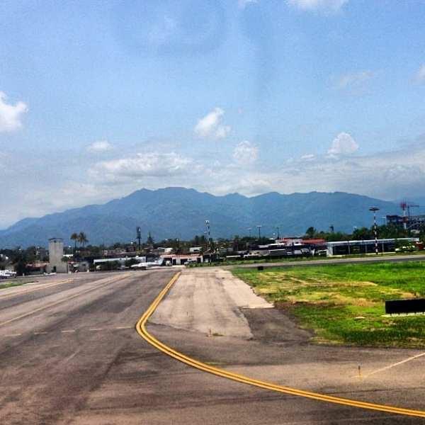 Landed! #hrhvallarta