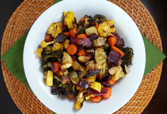 Balsamic Vegetables