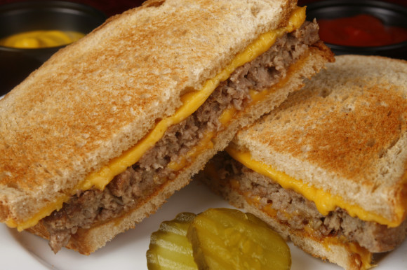 Quick Patty Melt 2