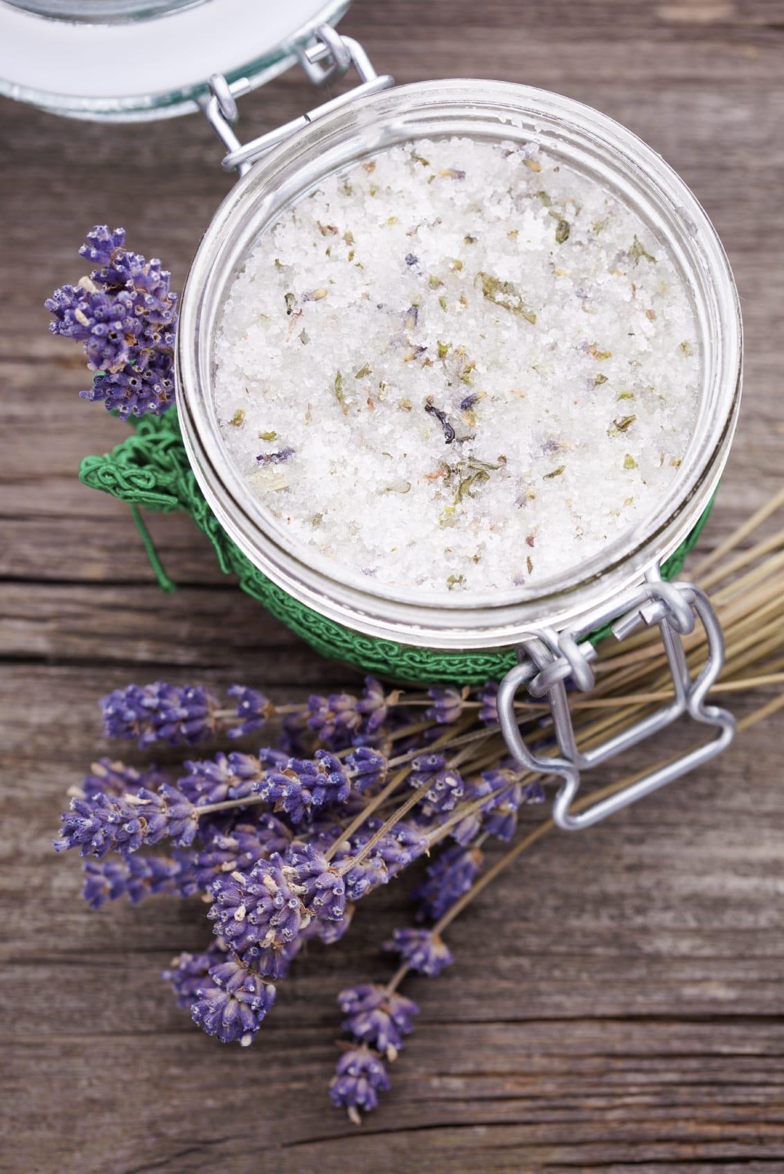 Diy Lavender Amp Coconut Body Scrub Recipe