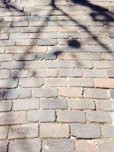 Brick Paved Streets