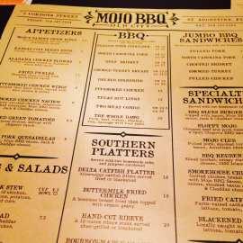 Mojo Old City BBQ
