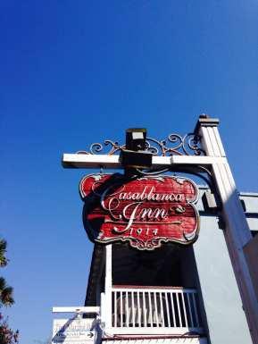 Casablanca Inn (part of the Ghost tour)