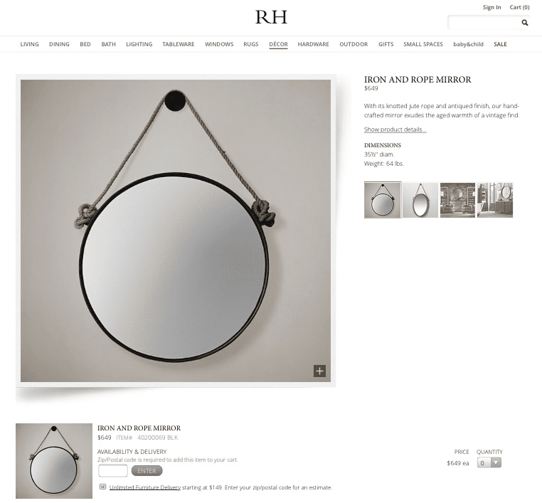 Very best DIY Restoration Hardware Inspired Rope Mirror – Modern Day Moms SH47