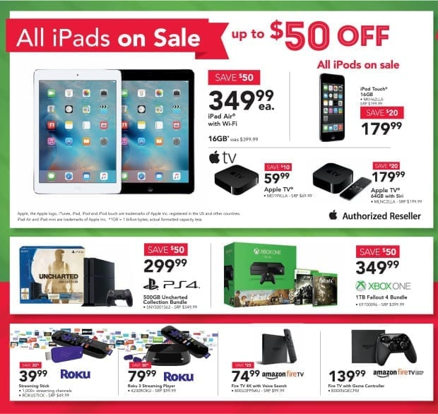hhgregg - Black Friday Ad - Apple - Streaming Devices - Video Games
