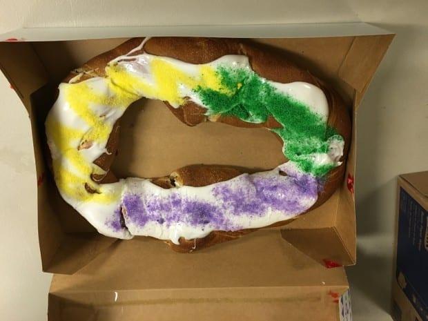 Final King Cake