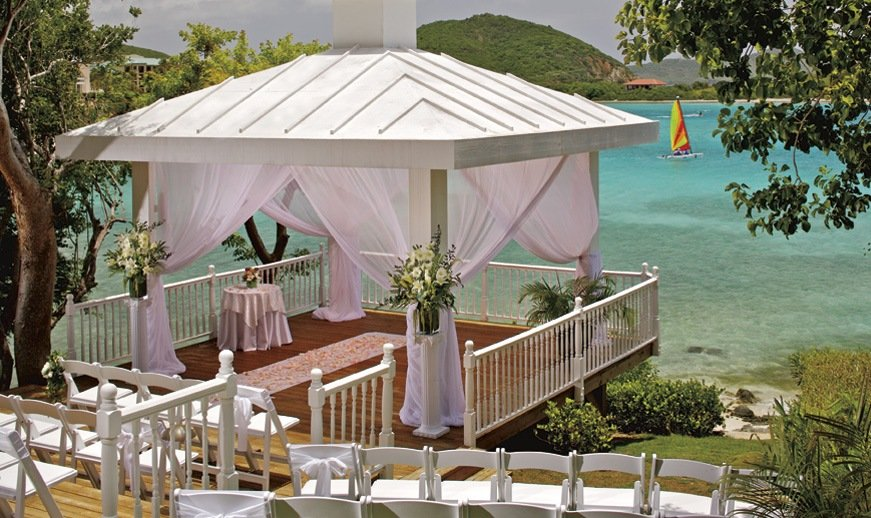 Ritz Carlton St Thomas Wedding Modern Destination Weddings