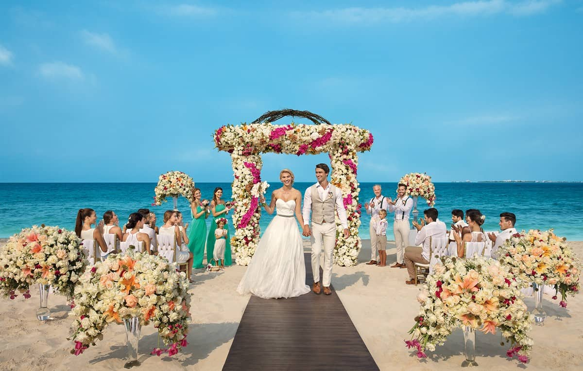 Beach Wedding Mexico