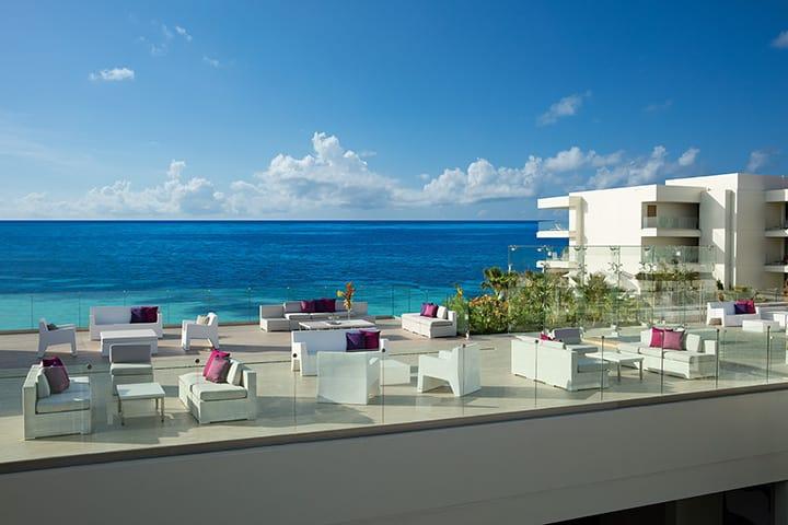 Breathless Riviera Cancun Wedding Modern Destination