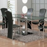 7 Modern Dining Room Sets With Stunning Metal Dining Tables Modern Dining Tables