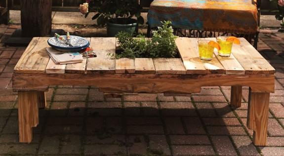 Table Basse En Palette 50 Ides Originales