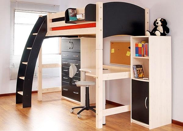 lit mezzanine avec bureau integre nos conseils pour un amenagement reussi