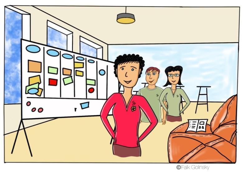 Digitalisierung im Verein - Mitgliederworkshop im Coworking Space