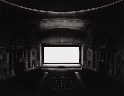 U.A Walker Theatre 1978 - Hiroshi Sugimoto